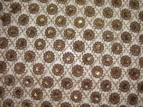 Designer Jari Work Fabric