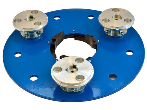 Klindex India Floor Grinder Machine Pad Holder