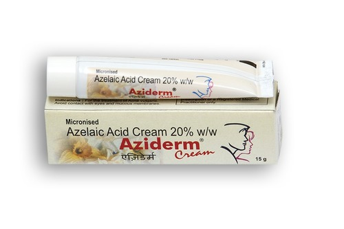Azelaic Acid 20 Aziderm Cream