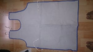 Leather Apron - Four Joint