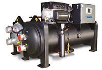 Water Cooled Centrifugal Chillers