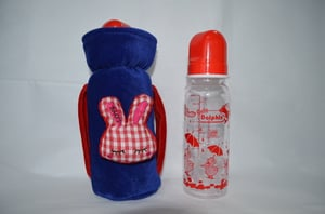 Baby Bottle Cover With Bottle