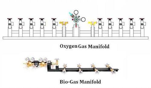 Durable Gas Cylinder Manifold