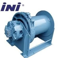 Tractor Mounted Hydraulic Winches
