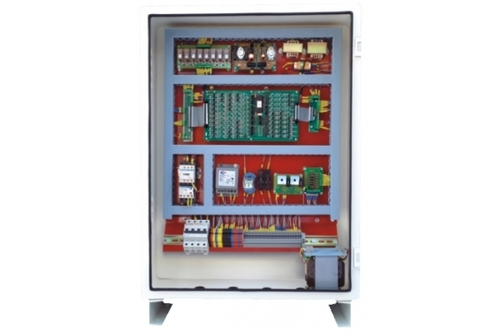 Integrated Control Panel