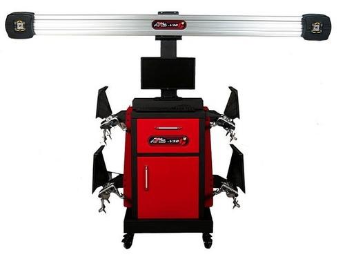 Smart 3D Wheel Aligner Machines