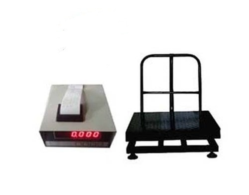 Table Top Metal Body Scales in  Dariyapur