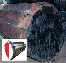 Stainless Steel Forged Ingots
