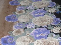 Multi Colour Printed Quilt