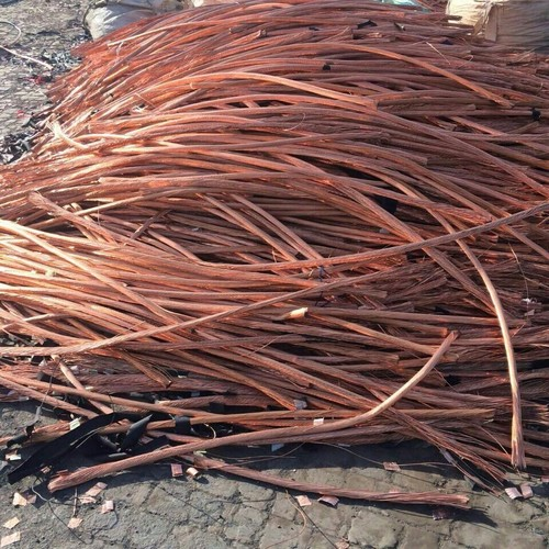 Copper Wire Scraps (99.99%)
