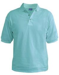 Aqua Polo T-Shirt
