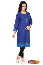Ladies Long Kurti in  Malvani-Malad (W)