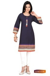 Ladies Shorts Kurti