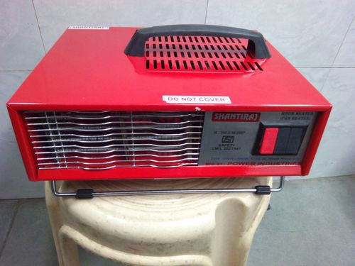 Low Cost Room Heater