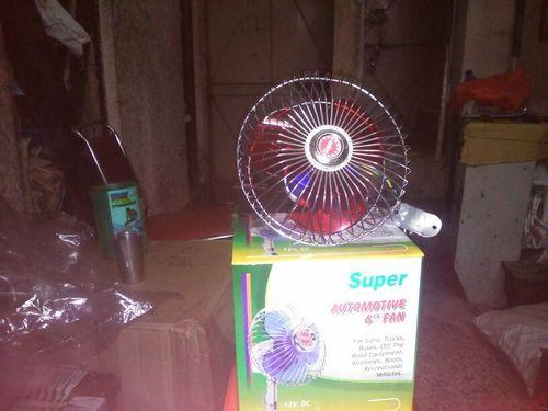 Super Automotive 6 Inch Fan