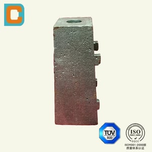 Sand Casting Fitting For Heat Treatment Equipment