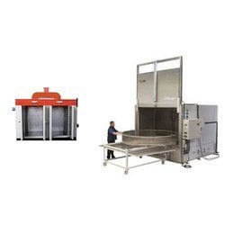 Gas Heating Elements for Degreasing Plants