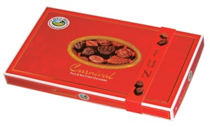 Carnival Fruit And Nut Filled Chocolates
