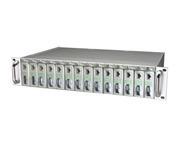 Industrial Ethernet Media Converter Rack