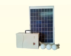 Solar Home Lightning System Service