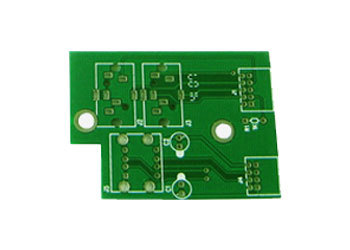 Fine Finish Double Sided PCB