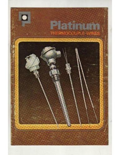 Platinum And Rhodium Thermocouple Wire(R,S,B type)