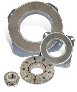 Friction Brakes and Clutches