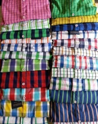 Branded Shirts (Surplus Stock) in  Kalwar Road