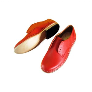 Short Leather Shoes