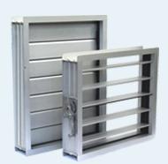 Aluminum Aerofoil Damper