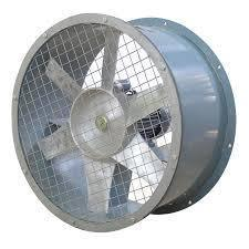 Fixed and Variable Vane Axial Fan