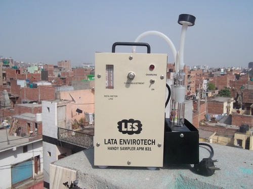 Industrial Handy Dust Sampler (Apm 831) in  62-Sector