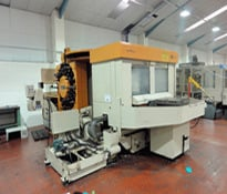 CNC Lathe And Conventional Machine