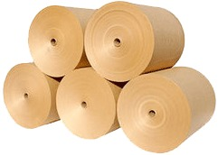 Packing Corrugated Rolls