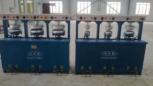 Areca Biodegradable Plate Making Machine