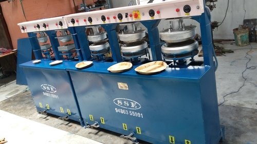Hydraulic Fully Automatic Paper Plate Making Machine in  Annur