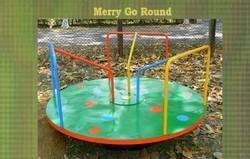 Merry Go Round Platform