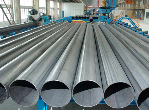 Exporter of Pipes & Pipe Fittings from Baoji by Baoji
