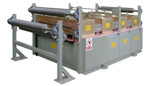 Multi-Wire Line Machine