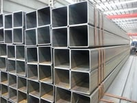 Carbon Structural Square Steel Pipe