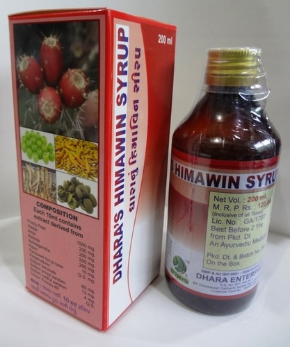 Himawin Herbal Syrup