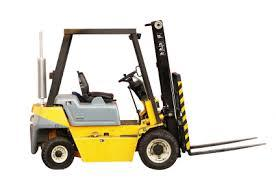 Forklift Machines in  Makarpura (Vdr)