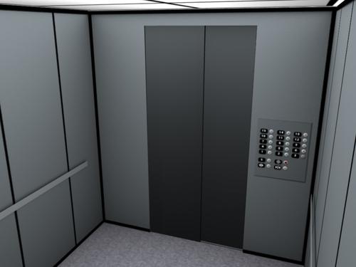 Double Door Elevator