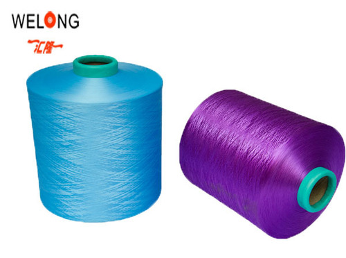 100% Polyester Texturized Yarn
