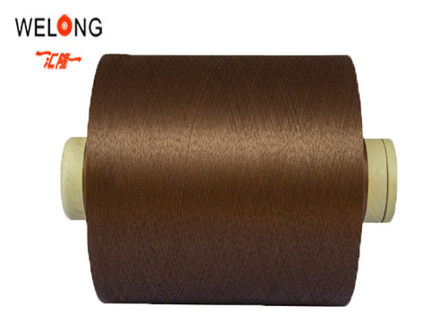 Dope Dyed Color DTY Yarn