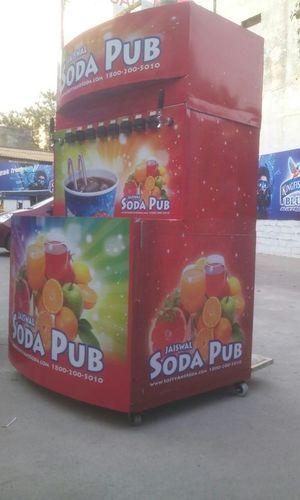 Portable Soda Vending Machine