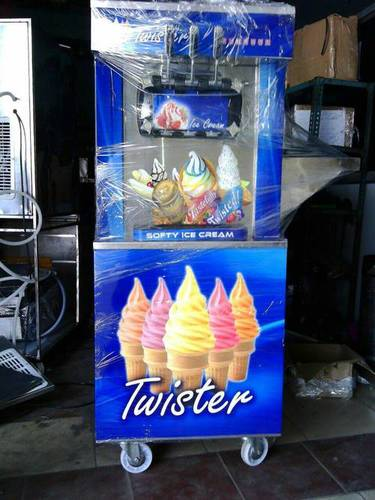 Twister Omni Van Softy Machine