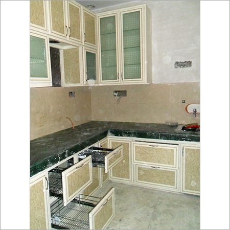 Customized Fully Aluminium Kitchen Cabinet At Best Price In