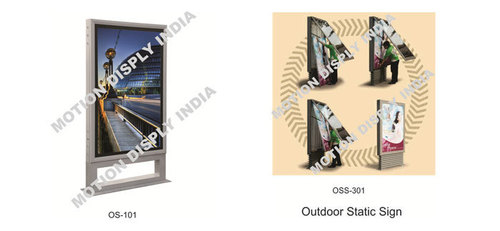Outdoor Static Display Board