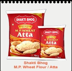 Shakti Bhog Premium Gold Sharbati MP Wheat Atta
